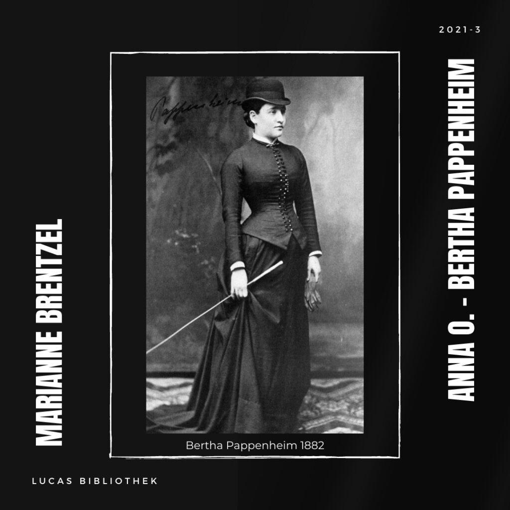 Marianne Brentzel: Anna O. - Bertha Pappenheim_Bild